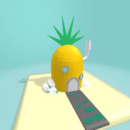 Spongebob's Home