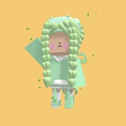 Ever Green Look