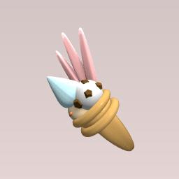 Mysterious Ice cream...