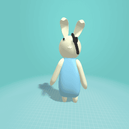 Bunny from roblox piggy
