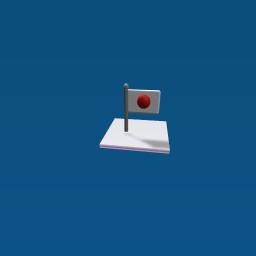 a japan flag