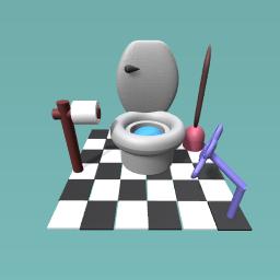 BigBrain toilet
