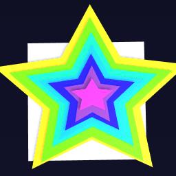 Colour star