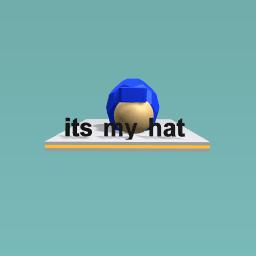 its mt cap hat