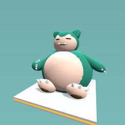 (Pokémon) Snorlax
