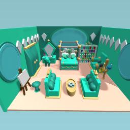 Aqua Royal Room