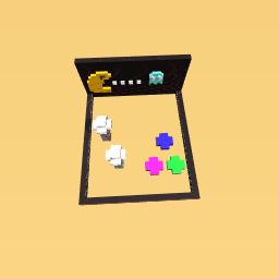 Pac-Man vidio game!