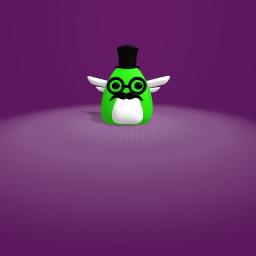 Real mr. frog!