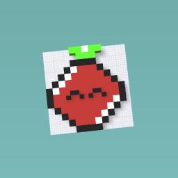 Kawaii Apple :)