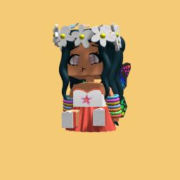 Flower Princess Fairy