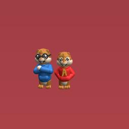 Chipmunks.