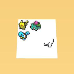 Pokemon from SSBU