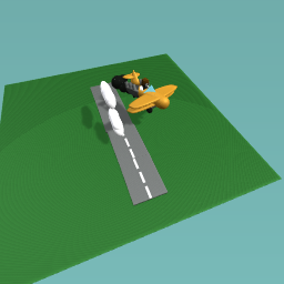 Marmadukes rocket plane