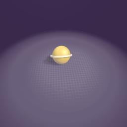 A Weird Planet (Saturn)