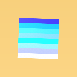 The nice colour change sea