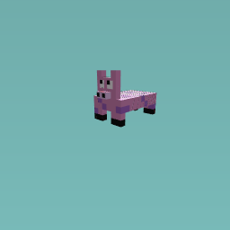 3D ppp (pink,purple,pig