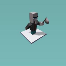Minecraft Vindicator