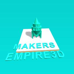 MAKERS EMPIRE3D