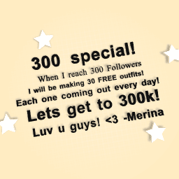 300 special coming soon!