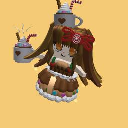 Chocolate Cutie