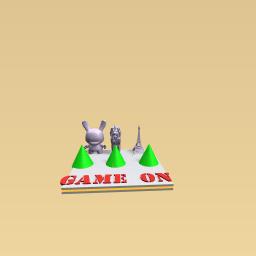 Monopoly Game set