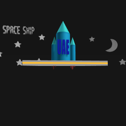 my space ship