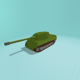 tiger 2 (p) turret tank