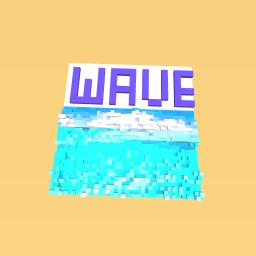 wavey ocean