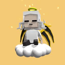 Bored angel
