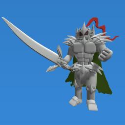 Ultra knight!!