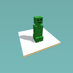 Its a creeper