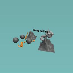 Onix vs charmaner in pewter city