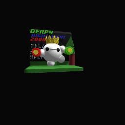 The derpy night light 2000