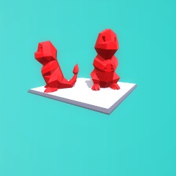 Red charmander