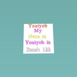 Youtyob my neim in youtyob is zenab122