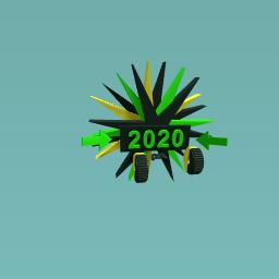 2020 רוחש בוהצ