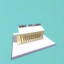 St Michaels Pillars