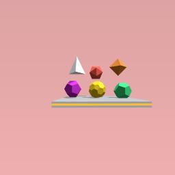 The gems