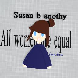 Susan b anothy
