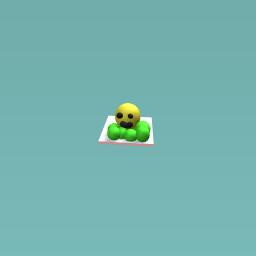 Sphere vomiting