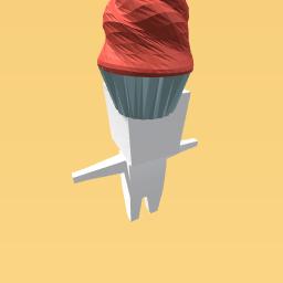 cupcake hat >;3