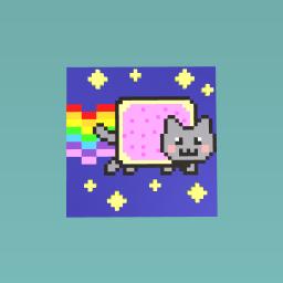 Nyan cat!!!!