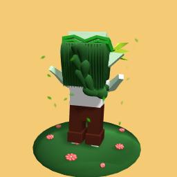 Wood Nymph II