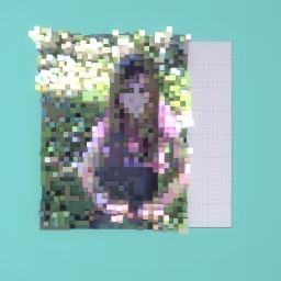 Pixel art of me!
