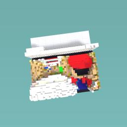 Mario VS Baldi