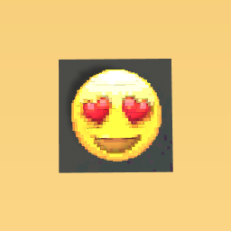 Heart face !!!! :)