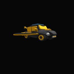 Flying & submersible racing car