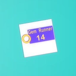 Gem Runner 14 Tag