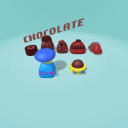 the tastiest chocolates eva
