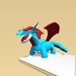 (Pokémon) Salamence